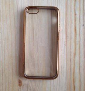 Чехол накладка на iPhone 5/5s/SE