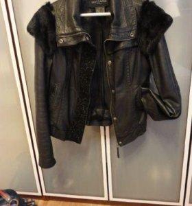 Кожаная куртка GOTTARDI