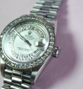Часы ROLEX oyester perpetual datejust Rolesor
