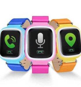 Детские SOS GPS часы