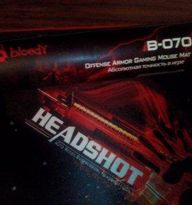Коврик для мыши  A4Tech Bloody B-070 89815