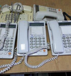 Проводные телефоны Панасоник