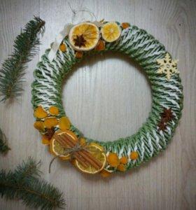 Плетеные подарки