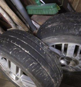 Колеса форд фокус 2