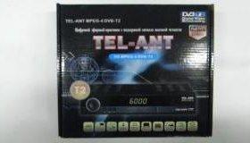 Tel-ant приставка на 20 телеканалов