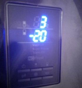 Продам холодильник, само размораживающий, самсунг