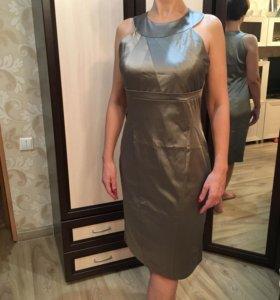 Вечернее платье и жакет
