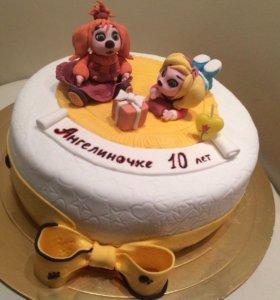 Домашние тортики !