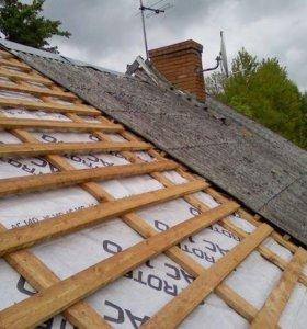 Капитальный и текущий ремонт крыши