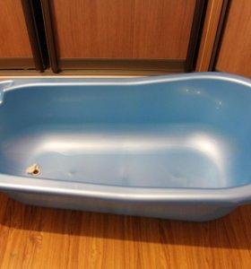 Ванночка детская для купания с пробкой
