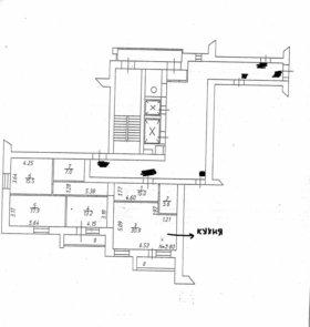 Квартира 105 кв м Ватутина 55