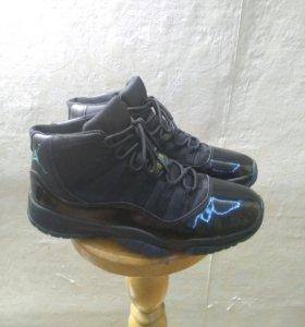 Jordan 11 копия gamma blue