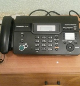 новый Факс Panasonic KX-FT938RU
