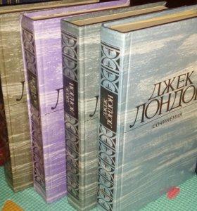 Книги Джек Лондон Сочинения