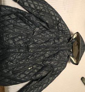 Новая куртка евро-зима р-р 56