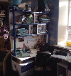 Уголок школьника, + шкаф