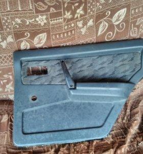 Ваз 21099 09 правая задняя обшивка двери
