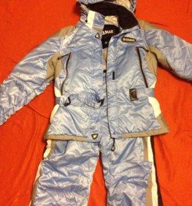 Продам лыжный костюм, р. 46-48
