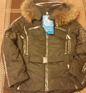 Зимняя горнолыжная куртка running river