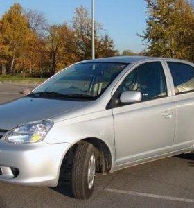 Toyota Platz в аренду от 500 руб/сутки!