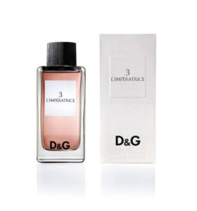 Dolce&Gabbana 3 L'Imperatrice 100 мл