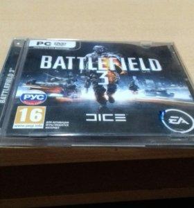 Продам диск BATTLEFIELD 3