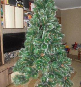 Новогодняя елка новая р180