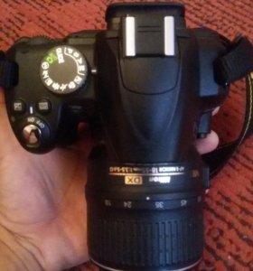 Nicon D3000
