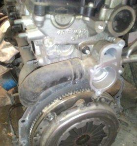 На кия двигатель