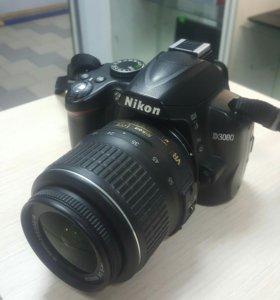 Nikon d3000 18-55mm