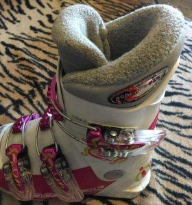 Горнолыжные ботинки  Rossignol детские для девочек