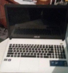 Продам ноутбук асус новый в идеале год всево