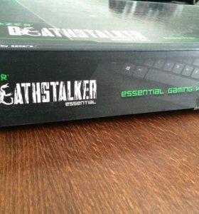 Хорошая игровая клавиатура Razer DeathStalker