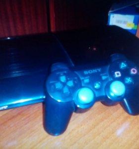 Sony Play Station 3 Super slim 500  Гб