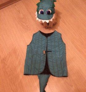костюм динозаврика