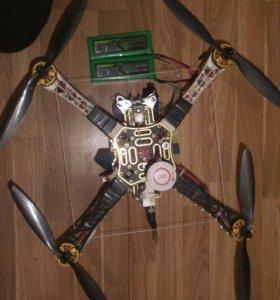 Квадрокоптер для семок f450
