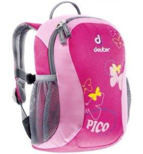 Рюкзак детский Deuter Pico.