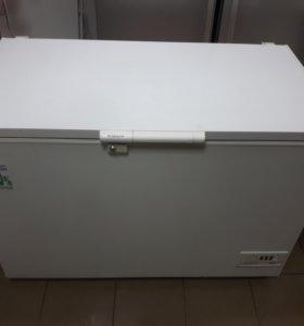 Морозильная камера-сундук б/у из Финляндии