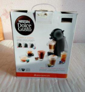 Капсульная кофеварка Nescafé Dolce Gusto Krups