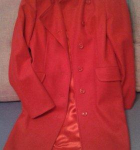 Пальто benetton