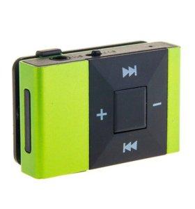 Mp3 плеер Glossar M03 (green)