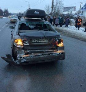 По запчастям Сааб 9-5 2,3 турбо Saab