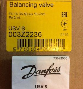 Клапан балансир.Danfoss USV-S DN 50 арт.003Z2236