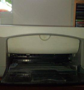 Многофункциональный принтер HP deskjet F380