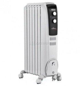 Маслянный радиатор Delonghi trd 40615