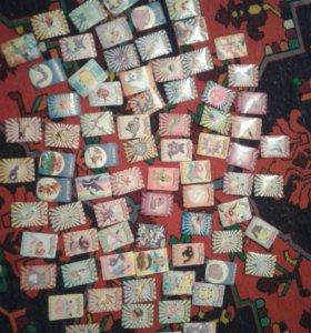 Покемоны карточки