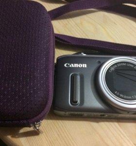 Фотоаппарат CANON sx260