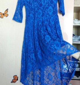 Платье на девочку подростка 12-14 лет