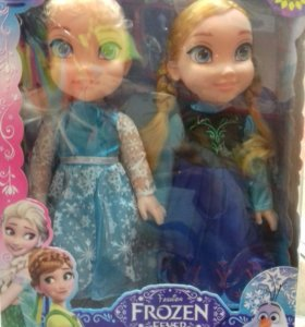 Набор из 2х кукол(новый)