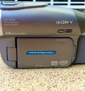 Видеокамера Sony DCR DVD 403 E